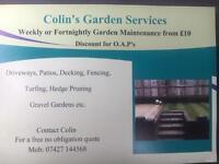 Colin's Garden Services