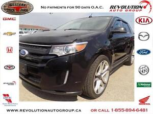 2013 Ford Edge SPORT AWD DVD, NAV
