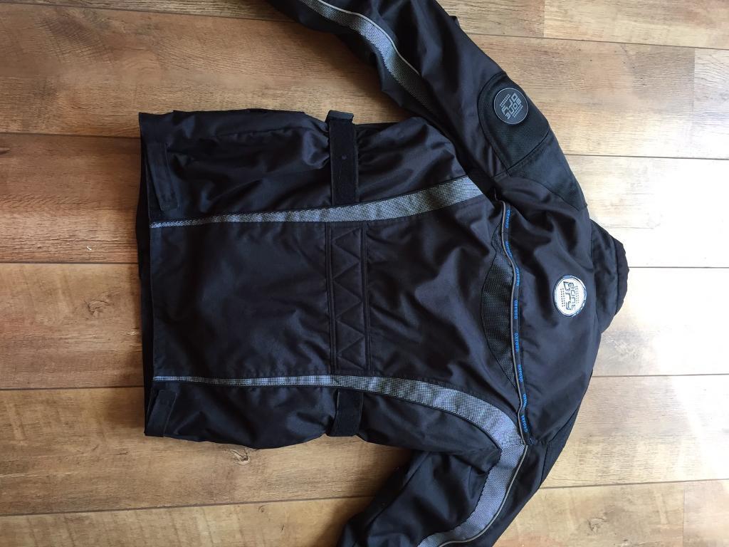 Oxford bone dry bike jacket