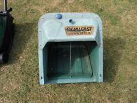Lawnmower Grass Collection Box Qualcast RE30R Weymouth