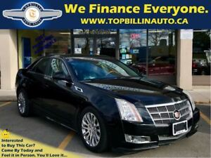 2011 Cadillac CTS 3.6L AWD Performance, Back-up Camera