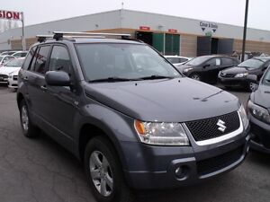 2008 Suzuki Grand Vitara JX // AUTOMATIQUE // 4X4 // AIR CLIM