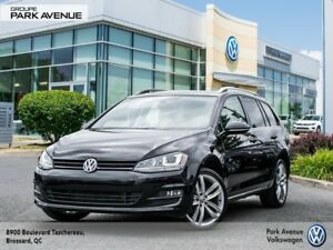 2016 Volkswagen Golf Sportwagon Highline