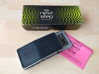 EHK Electro Harmonix Next Step Volume Pedal Never been used Collect from Leeds LS13