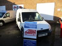 Ford Transit CONNECT LWB HIGH ROOF 2003 No-Vat