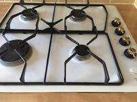 Gas whirlpool cooker hob ,