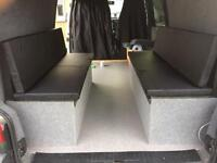 Vw t4 bench seat/ bed