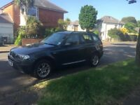 BMW X3-2.0D SE- FSH, Good condition inside and out