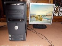 Dell (3.0 Ghz) Computer (Windows 7 Ultimate)