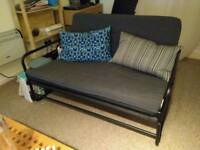 Sofa Bed IKEA and Coffee Table