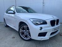 BMW, X1, Estate, 2013, Semi-Auto, 1995 (cc), 5 doors