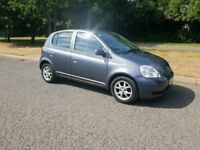 TOYOTA YARIS 1.3 COULOR COLLECTION 5 DOOR ONLY 47K MILES 12 MONT MOT £1395