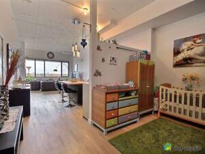 270 000$ - Loft à vendre à Ahuntsic / Cartierville