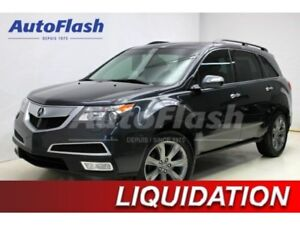2013 Acura MDX Elite * Navigation * DVD * Cuir/Leather *