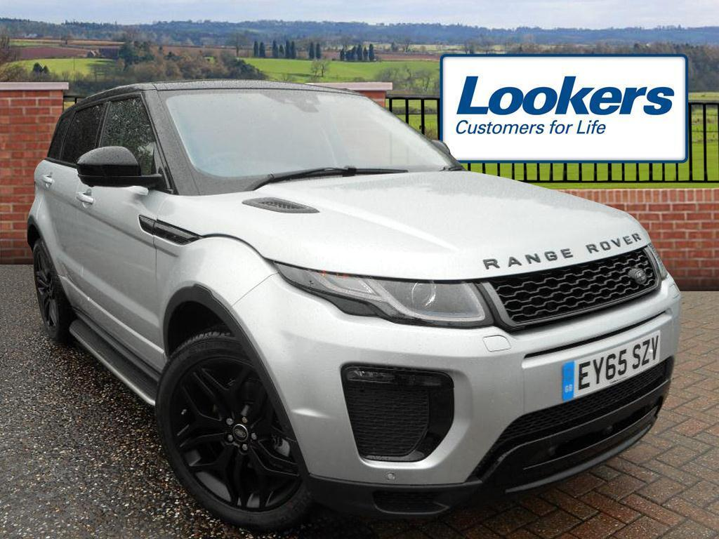 land rover range rover evoque td4 hse dynamic lux silver 2015 09 16 in chelmsford essex. Black Bedroom Furniture Sets. Home Design Ideas