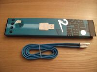 £10 Brand New iPhone 7/6/5 Lightning Charging Cable of 2 Metre - BARGAIN - MUST GO