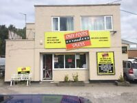 Cafe/Charity Shop Leasehold for Sale Includes All Kitchen Equipment & Charity Stock