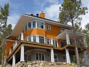 518 000$ - Domaine et villa à vendre à St-Irenee