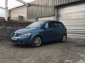 Volkswagen Golf Plus 1.9 TDI 2005 (Not Audi, Seat, Skoda)