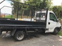 Tipper 3.5T Iveco for sale in very good condition