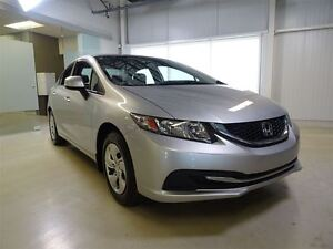 2013 Honda Civic Sedan LX 5MT * Seulement 41,Xxxkm *
