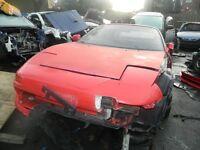 1989–1999 TOYOTA MR2 OFFSIDE DRIVER SIDE WING MIRROR (BREAKING)