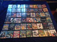 Nintendo GameCube and 98!!! Games