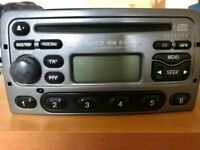 Ford 6000CD player rds