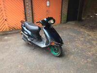 Honda 50cc moped 1999