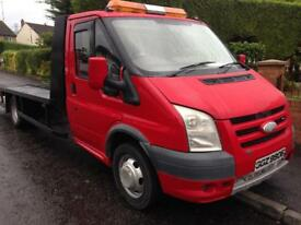 Ford Transit Recovery Lorry T350 New body