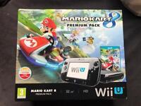 Nintendo Wii U 32GB Mariokart 8 Premium Pack