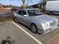 2001 Mercedes E220 Cdi Very Cheap