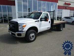 2016 Ford F-350SD XL Regular Cab DRW w/12'Deck