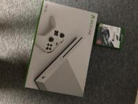 Xbox one s 1tb new condition with Forza 7