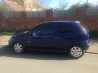 Corsa 2004 1.2 sxi great little car ideal for new driver