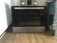 Bosch and AEG Competence oven