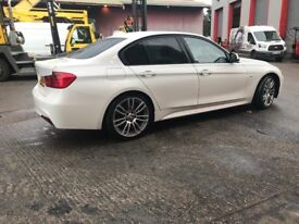 BMW 318D 3 SERIES, M SPORT, FSH *PRICE REDUCED DUE TO QUICK SALE*