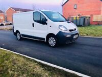 vauxhall vivaro 2005 low mls 100,000 genuine mls new mot and new service just done 6 months warranty