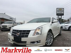 2011 Cadillac CTS LUXURY -NAVIGATION -  ALL WHEEL DRIVE
