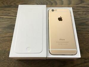 Apple iPhone 6 64GB Gold - UNLOCKED WITH WIND - 10/10 w/Glass Screen Protector - Guaranteed Activation + No Blacklist