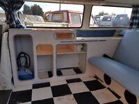 VW Dormobile (1970) Campervan INTERIOR UNIT for sale