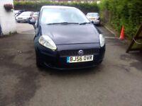 Fiat Punto 1.2 Petrol mot 12 months
