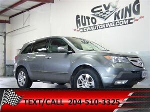 2008 Acura MDX Leather / Roof / 7 passanger / SH All Wheel