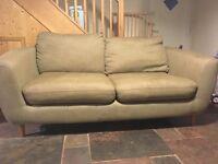 Next Walton sofa - has marks hence free