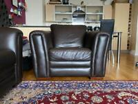 Leather sofas Barker & Stonehouse