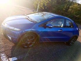 Honda Civic CDti-EX 2.2 Diesel 2006 *Brilliant runner and cheap to run*