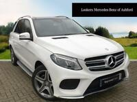 Mercedes-Benz GLE Class GLE 350 D 4MATIC AMG LINE PREMIUM (white) 2016-09-24