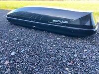 Thule Gloss Black 370L Roofbox