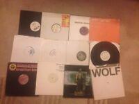 56 Vinyl Job Lot