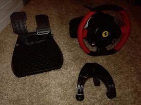 Xbox one thrusmaster wheel